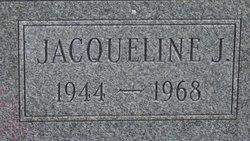 """Jacqueline Anne """"Jackie"""" <I>Jones</I> Justice"""