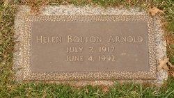 Helen <I>Bolton</I> Arnold