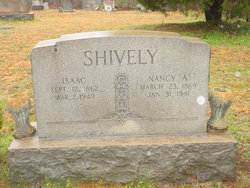 Nancy A Shively
