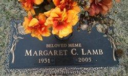Margaret C. <I>Caresio</I> Lamb