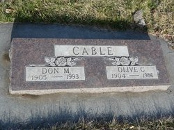 Don Meddick Cable