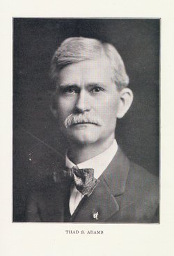 Thadeus Solomon Adams