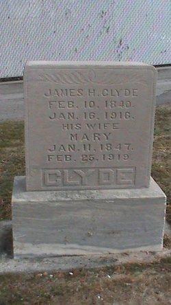 James Heber Clyde