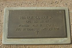 Henry Curry, Jr
