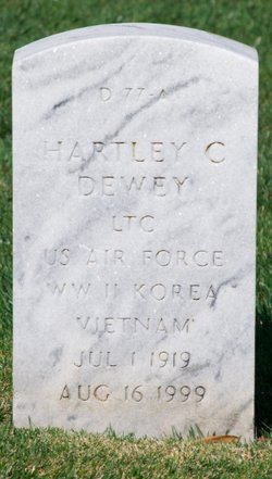 LTC Hartley Chamberlin Dewey