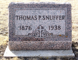 Thomas Preston Snuffer