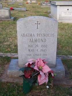 Abalma E. <I>Reynolds</I> Almond