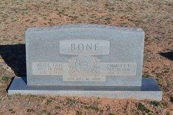 Emmett Ernest Bone