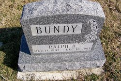 Ralph R Bundy