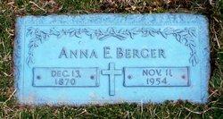 Anna Elizabeth <I>Gauche</I> Berger