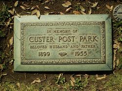 "Custer Bland ""Post"" Park"