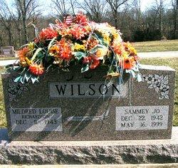 Mildred Louise <I>Richardson</I> Wilson