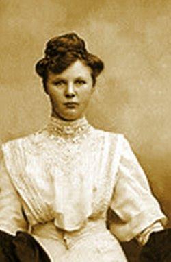 """Elise Charlotte Wilhelmine """"Lise"""" <I>Lange</I> Sisenop"""