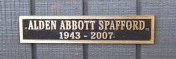 Alden Abbott Spafford