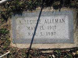 K. Lucille Alleman