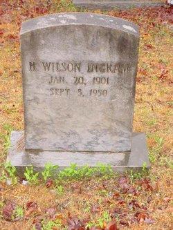 H Wilson Ingram