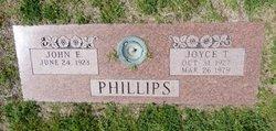 Joyce T. <I>Herrin</I> Phillips