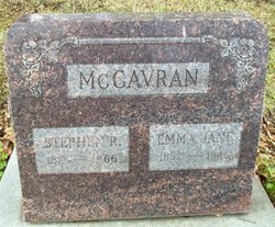 Stephen R McGavran