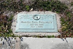 Marion Carl Phillips, IV