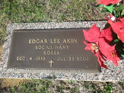 Edgar Lee Akin