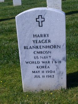 Harry Yeager Blankenhorn