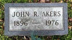 John Raymond Akers