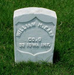 Pvt William Henry Earp