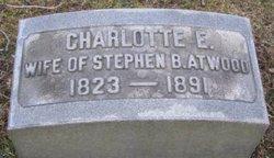 Charlotte E Atwood