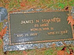 James N. Starrett