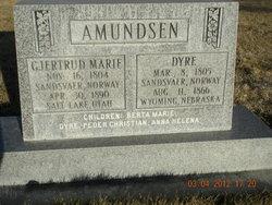 Dyre Amundsen