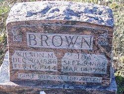Ida <I>Eakins</I> Brown
