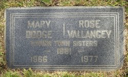 Rose <I>O'Donnell</I> Vallancey