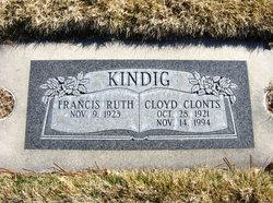 Cloyd Clonts Kindig