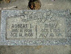 Robert Leslie Thorne