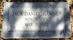 Jack Daniel Hamner