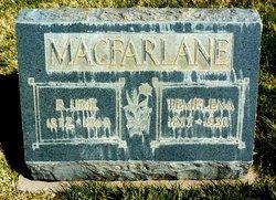 Templena Neilson <I>McAllister</I> Macfarlane
