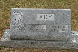 Stella G <I>Vaness</I> Ady
