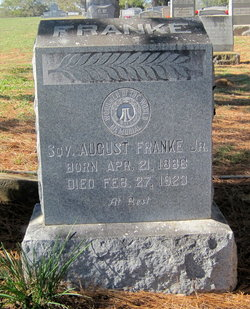 August Franke, Jr