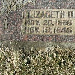 Elizabeth <I>Otterway</I> Brown