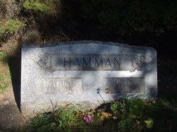 Olive J. <I>Woodmansee</I> Hamman