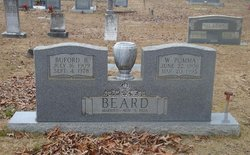 Willie <I>Pomma</I> Beard