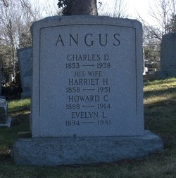 Charles Dujah Angus
