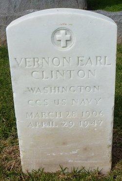 Vernon Earl Clinton