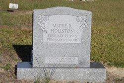 Mattie B. Houston