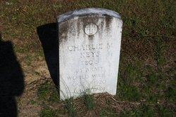 Charlie M. Keys