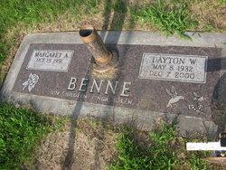 Dayton William Benne