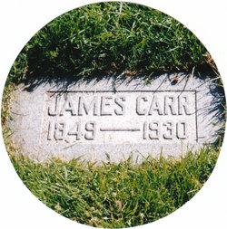 James Carr