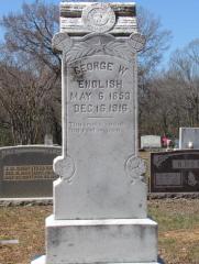 George Washington English