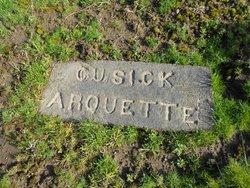 """Cusick Casimir """"Cosmos"""" Arquette"""