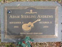 Adam Sterling Andrews